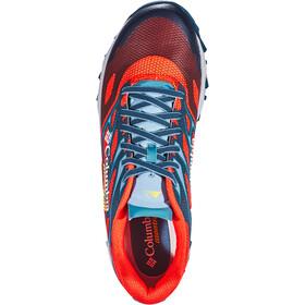 Columbia Trans Alps F.K.T. II Chaussures Homme, red quartz/acid yellow